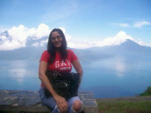 Gege by Lake Atitlan